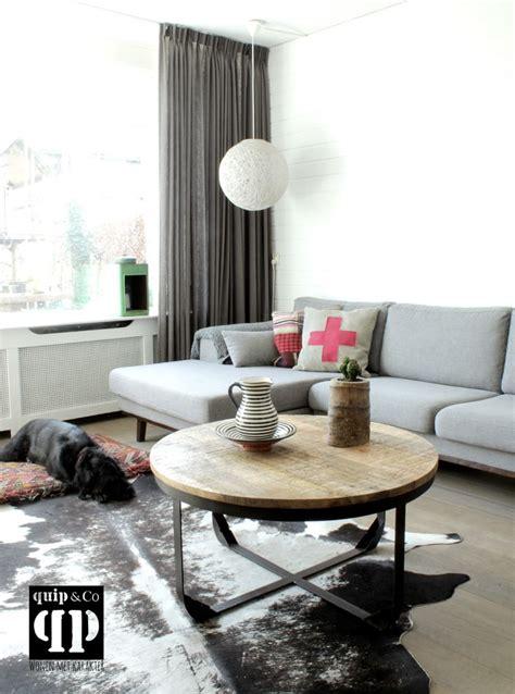 Leuke Houten Salontafel by 25 Beste Idee 235 N Over Ronde Salontafels Op Pinterest