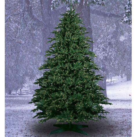 10 ft artificial tree 10 ft x 69 in alaskan deluxe fir barcana