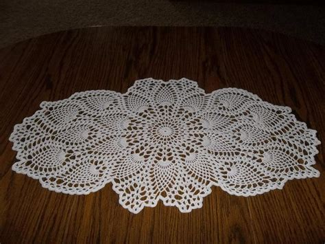 coffee table patterns just for you 17 crochet table runner patterns for