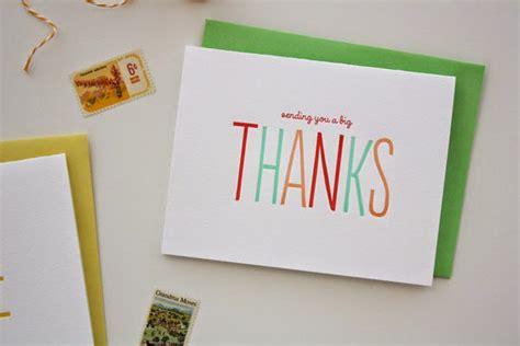 22 Unique Letterpress Thank You Cards For Wedding Jayce