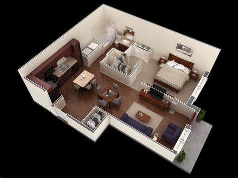 one bedroom design 10 idea for one bedroom apartment house layout interior