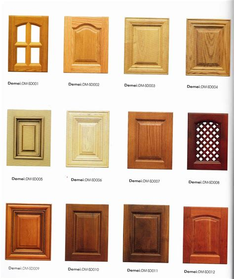 kitchen door designs wooden cabinet door designs