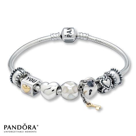 pandora bracelets jared pandora quot all about quot starter bracelet set
