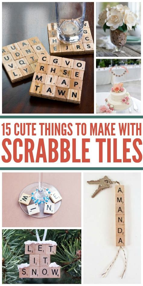 fe scrabble 15 awesome uses for scrabble tiles besides the