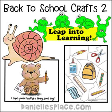 easy back to school crafts for cheap and easy back to school crafts and activities for