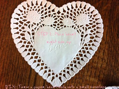 paper doily craft diy doily crafts turn a into an