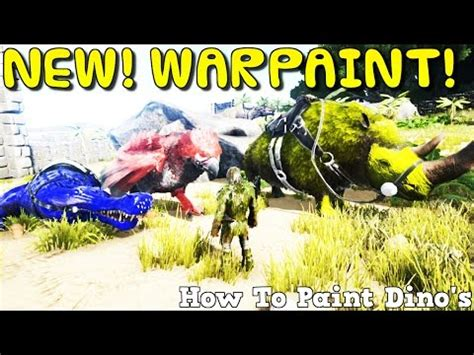 ark survival spray painted xbox one how to get xbox one ark survival evolved how to paint