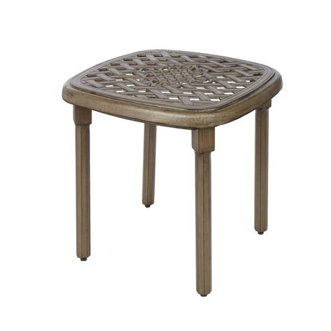 patio side table metal inspiring metal patio side table patio design 386