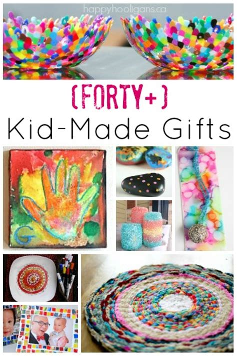 made gifts 40 gifts can make that grown ups will really use
