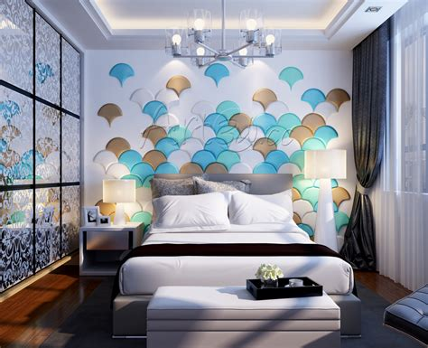 wall design for bedroom living room wall panels