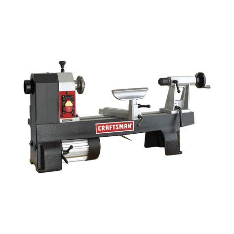 sears craftsman woodworking tools craftsman 21752 1 2 hp 12 quot x 16 quot midi lathe sears
