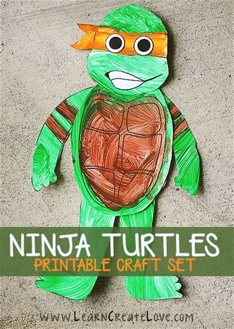 construction paper crafts for boys 440 best images about mutant turtles