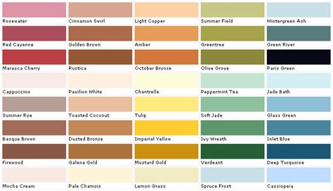 home depot paint color collections color collection sles swatches paint