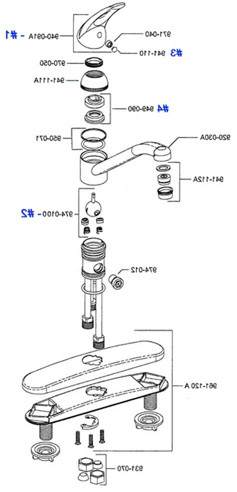 price pfister kitchen faucets parts fix price pfister kitchen faucet farmlandcanada info