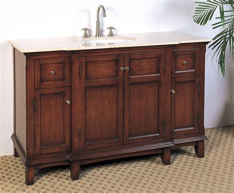 single sink bathroom vanity 53 inch single sink bathroom vanity in bathroom vanities