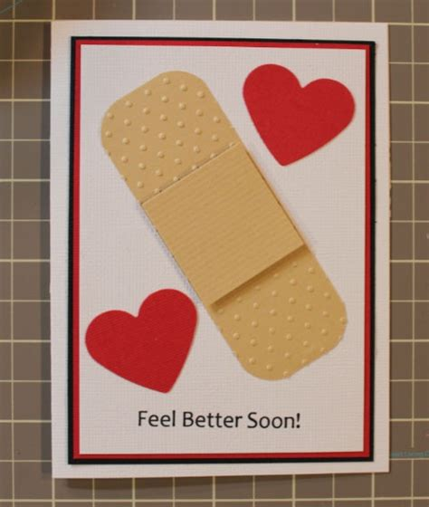 how to make a get well soon card 71 best feel better images on get well