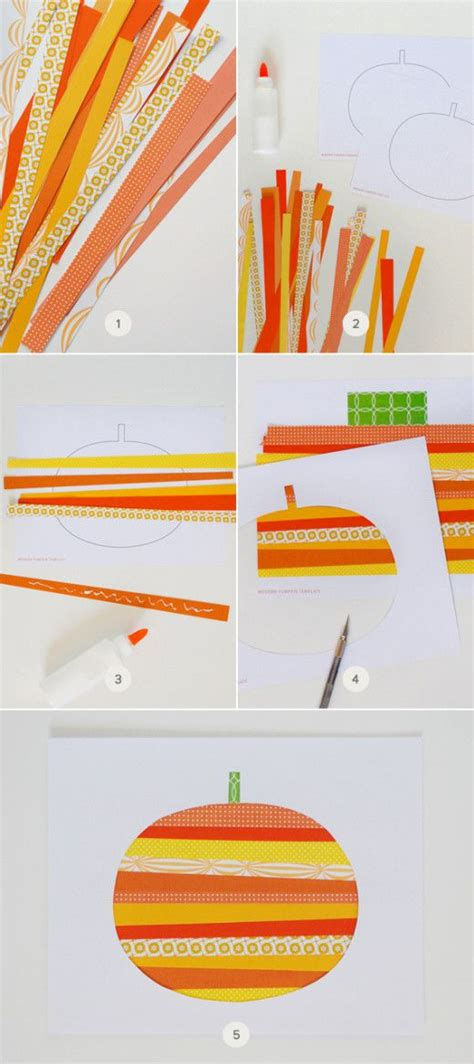 crafts using paper strips 17 best images about fall on paper strips