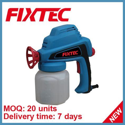 spray painting machine price fixtec airless spray paint machine 80w electric spray