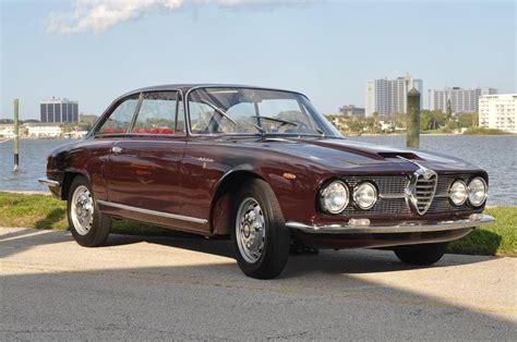 Alfa Romeo 2600 Sprint by 1963 Alfa Romeo 2600 Sprint For Sale 1917490 Hemmings