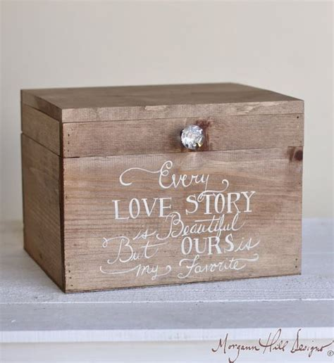 how to make a wedding card holder 18 diy wedding card boxes for your guests to slip your