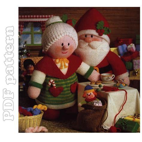 knitting store santa item name