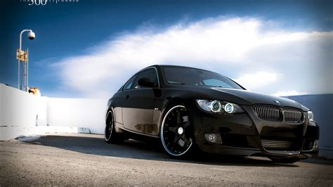 1600 X 900 Car Wallpapers by Wallpaper 1600x900 Bmw Car Black Color Hd Background
