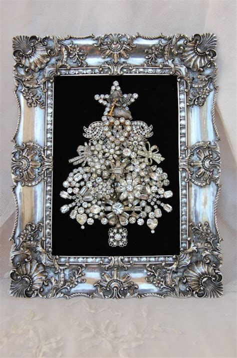how to make a vintage jewelry tree vintage tree jewelry pictures photos and images for