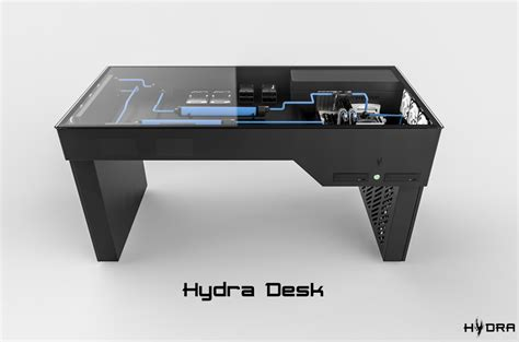 desk pc build hydra pc cases and desk cases crowdfunding cases and