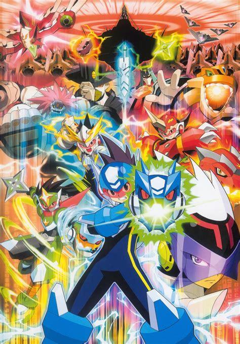 megaman starforce 374 best images about mega on