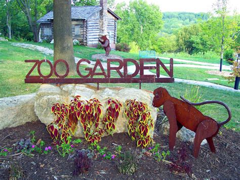 Garden City Zoo Visit Muscatine Official Website Park