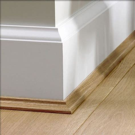 beading for skirting boards quickstep colour match 2 4m laminate scotia beading