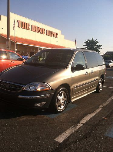 99 Ford Windstar by Buy Used Ford Windstar Rvan 99 In Philadelphia