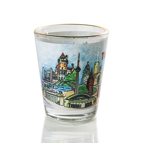 glass toronto canada souvenirs gifts glass i toronto