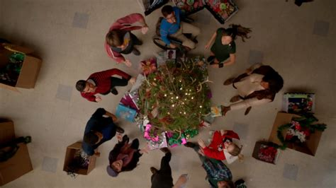 glee rockin around the tree lyrics rocking around the tree lyrics