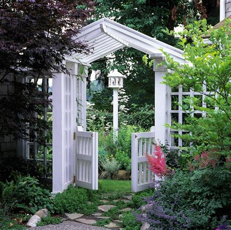 Garden Arbor With Gate Kit Best 25 Arbor Ideas Ideas On Arbors Garden