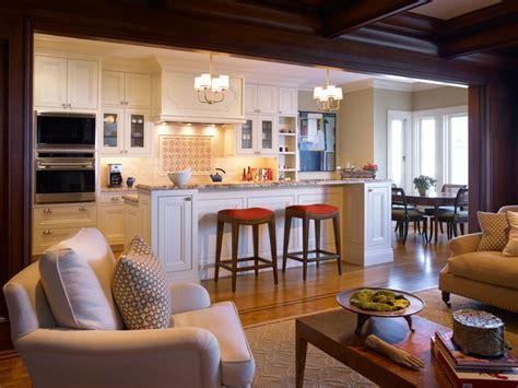 open floor plan kitchen designs 25 open concept kitchen designs that really work