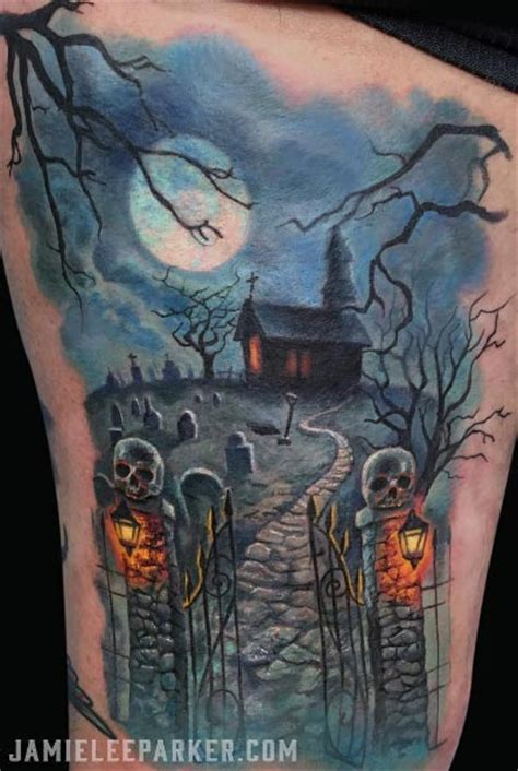 40 must see tattoos for halloween temporary tattoo blog