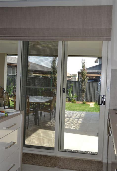 shades for sliding patio doors best 25 sliding door blinds ideas on sliding