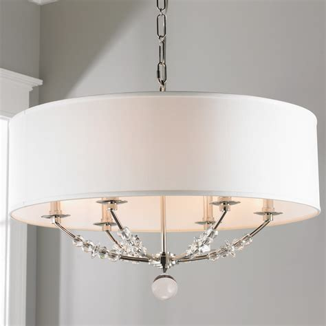 lshade chandelier modern bead shade chandelier large shades of light