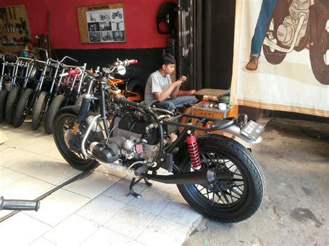 Gambar Sepeda Motor Keren by Kumpulan Tempat Modifikasi Motor Cb Jakarta Terbaru