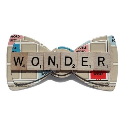 scrabble word builder 123 upcycled custom scrabble word bow ties