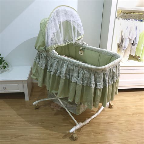 rocking baby cribs buy wholesale rocking cot bed from china rocking