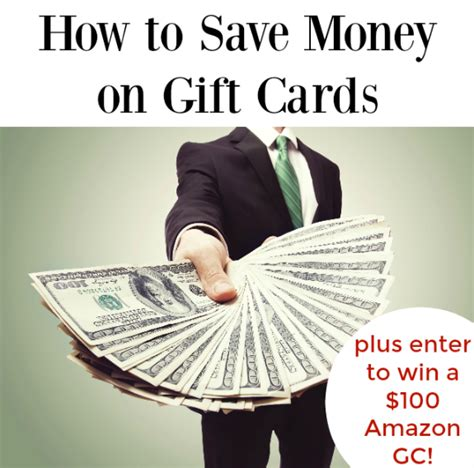 how to make money with gift cards how to save money on gift cards 100 gift card