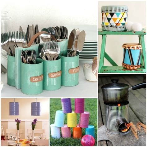 tin can crafts projects 19 ways to upcycle a tin can