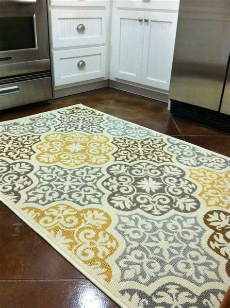area rug kitchen kitchen rug purchased from overstock blue grey
