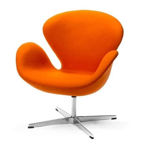 orange living room chair orange swivel chair living room picture 62 chair design
