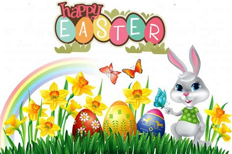 Free Happy Easter Clip by Happy Easter 2018 Clip Arts Images Happy Wishes