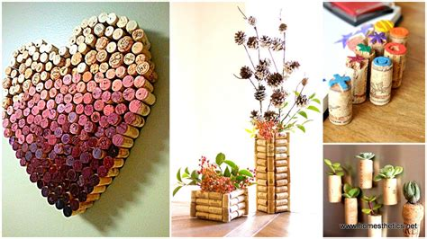 recycling crafts for 30 insanely creative diy cork recycling projects you
