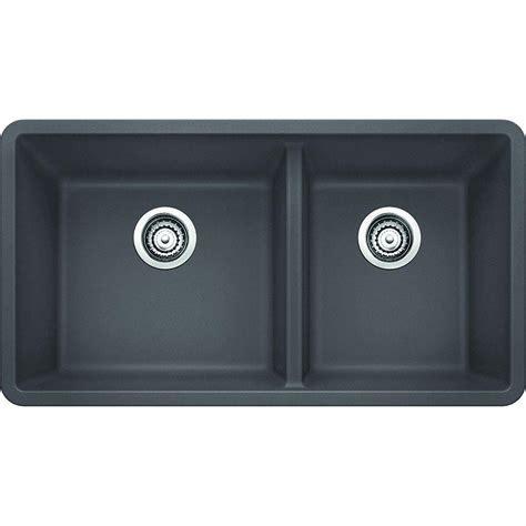 kitchen sinks composite ipt sink company undermount granite composite 33 in