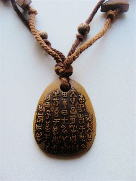 large for jewelry tribal mystique large pendant brown s necklace